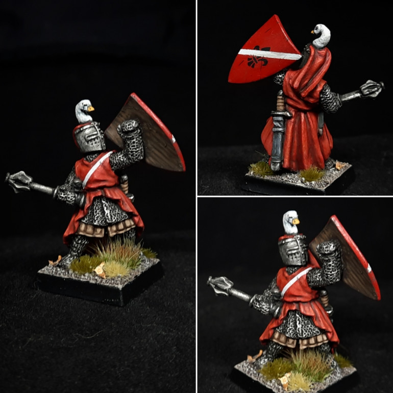 Another knight...