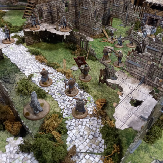 Battle Systems: Amazing Terrain Perfect For Sci-Fi, Fantasy & Zombies! #UKGE2021