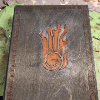 And another Token-/Card-Organizer finished for a friend.