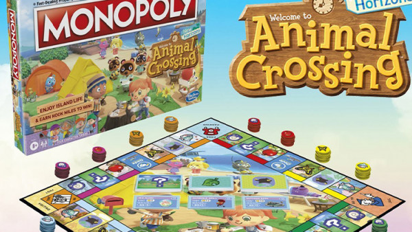 Turn Your Fossils & Fruit Into Bells In Animal Crossing Monopoly