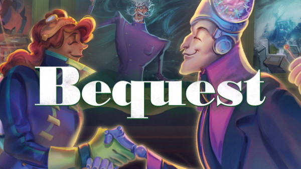 Scheme Your Way Into Supervillainy In Upcoming Board Game Bequest