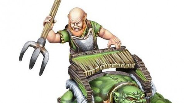 The Shire Rises On Pannithor As Mantic Showcase New Halflings
