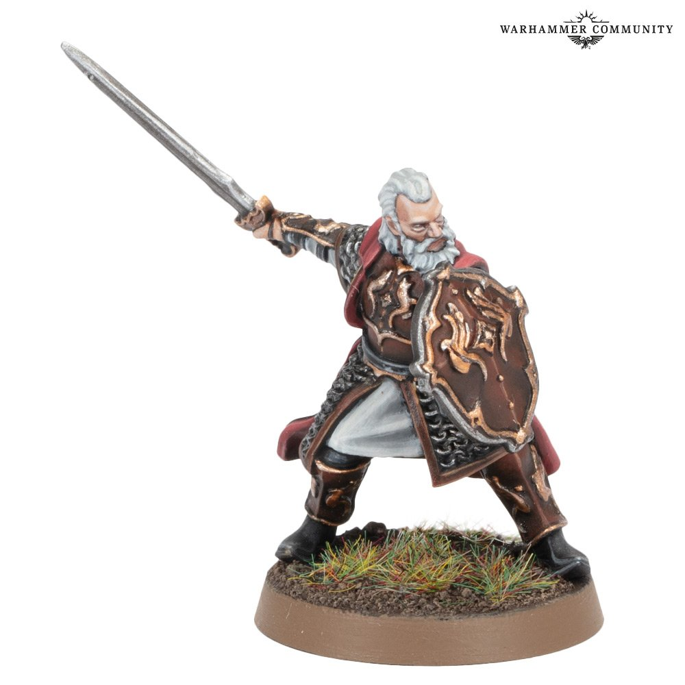 King Brand - Middle-earth Strategy Battle Game