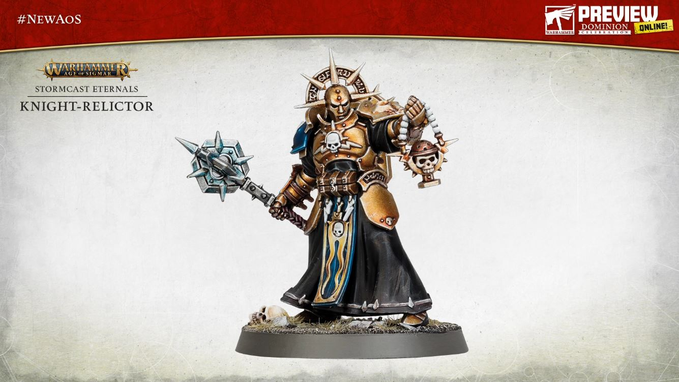 Knight-Relictor - Age Of Sigmar