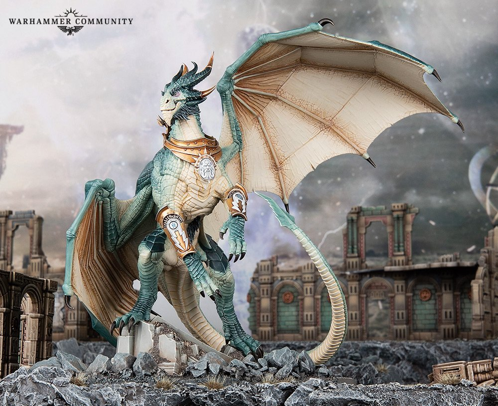 Krondys Son Of Dracothion - Warhammer Age Of Sigmar