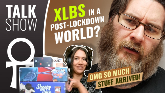 Cult Of Games XLBS: Where To Start With Our Hobby Piles & XLBS In A Post-Lockdown World?