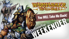Warhammer: The Old World; Will You Take It Back? + Build Sci-Fi Terrain In Minutes #OTTWeekender