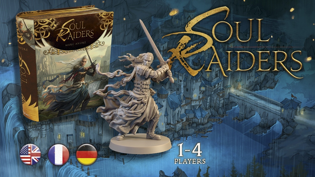 Soul Raiders Main - One For All