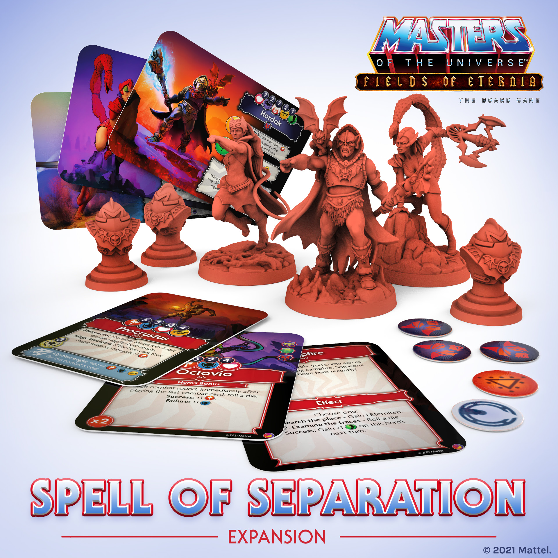 Spell Of Separation - Masters Of The Universe