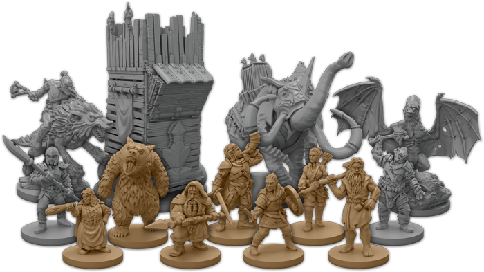 Spreading War Miniatures - Journeys In Middle-earth