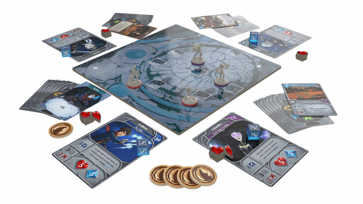 The Dragon Prince Battlecharged Components - Brotherwise Games