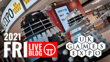 UK Games Expo 2021: Friday Live Blog