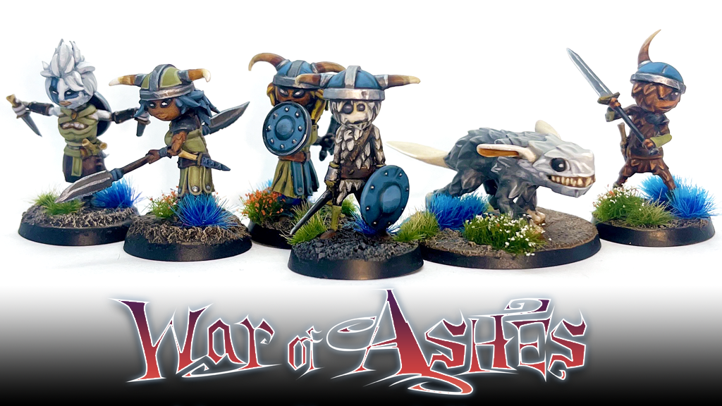 War Of Ashes Main Image - Zombiesmith