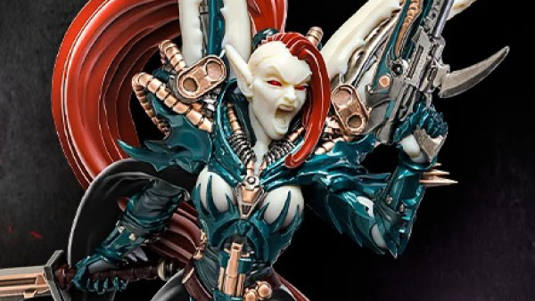 Brand Spanking New Sci-Fi Void Elves From Raging Heroes!
