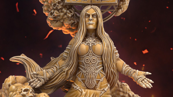 Craft Digital Heroes & More With Dragon's Forge Miniatures