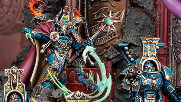 Bargain With Daemons With The Infernal Masters Of Warhammer 40K