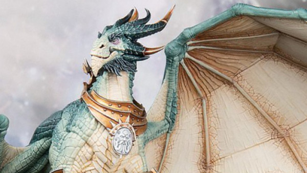 Mighty Dragons Return To Warhammer Age Of Sigmar