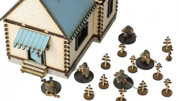Build Russian Villages & Anglo-Saxon Hamlets With 4Ground