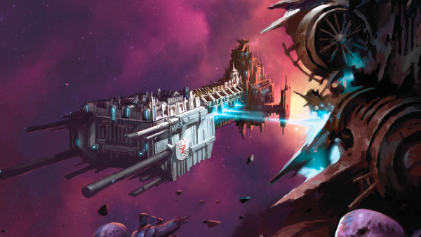 Craft A Space Hulk In Redacted Records For Wrath & Glory