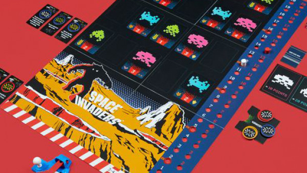 Save Humanity From Aliens In Adaptation Of Space Invaders!