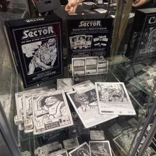 Themeborne: Escape From The Dark Sector Expansions! #UKGE2021