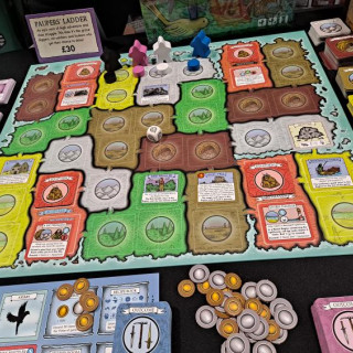 Pauper's Ladder: Team-Up With A Bird Companion & Explore A Whimsical Realm #UKGE2021