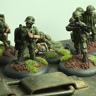 More reinforcements for the marines