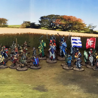My Completed, Fully Painted Miniatures, until BW3 Comes