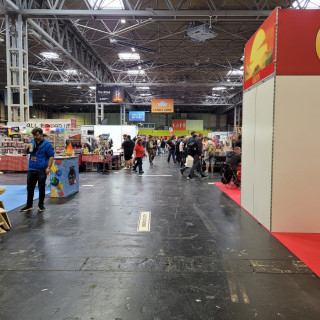 The Third and Final Day of UKGE - Get Your Awards Votes in!