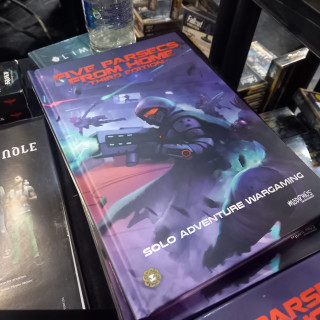 Modiphius: An Amazing Range Of Miniature & Roleplaying Games! #UKGE2021