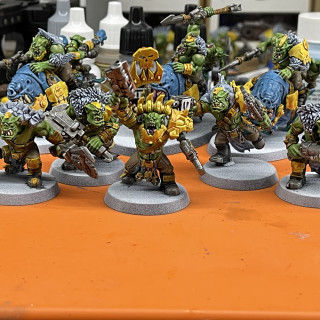 Snaggas complete (mostly)