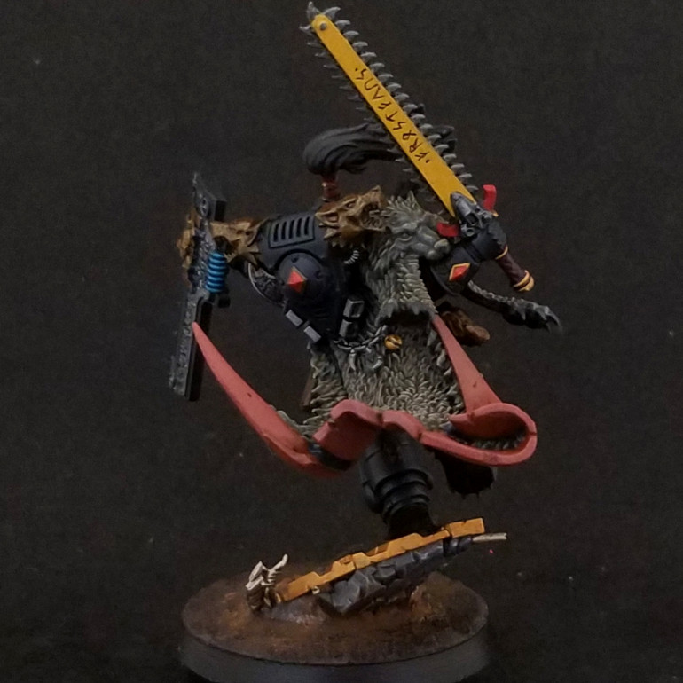 Deathwatch characters