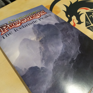 LD3D: The Travellers Guide To Prymordia On Kickstarter Now! #UKGE2021