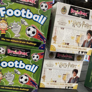 There are Plenty of Children's Board Games at UKGE too!