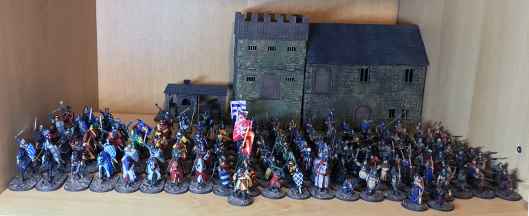 My Completed Barons War