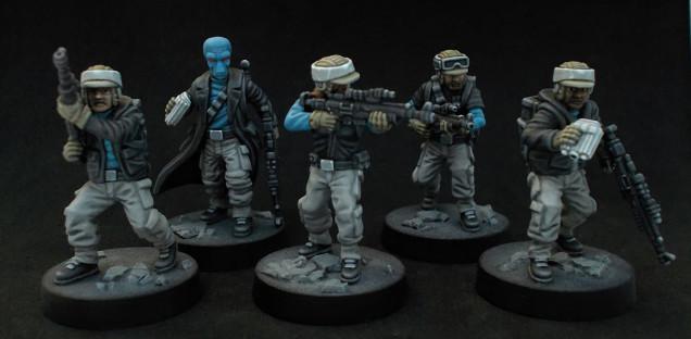 The Rebel-Mandalorian Alliance - halfway done