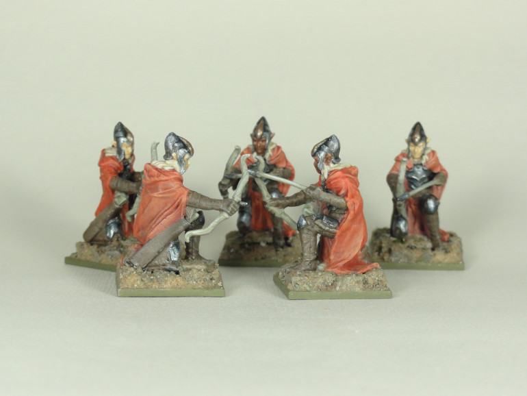 Finished Archers
