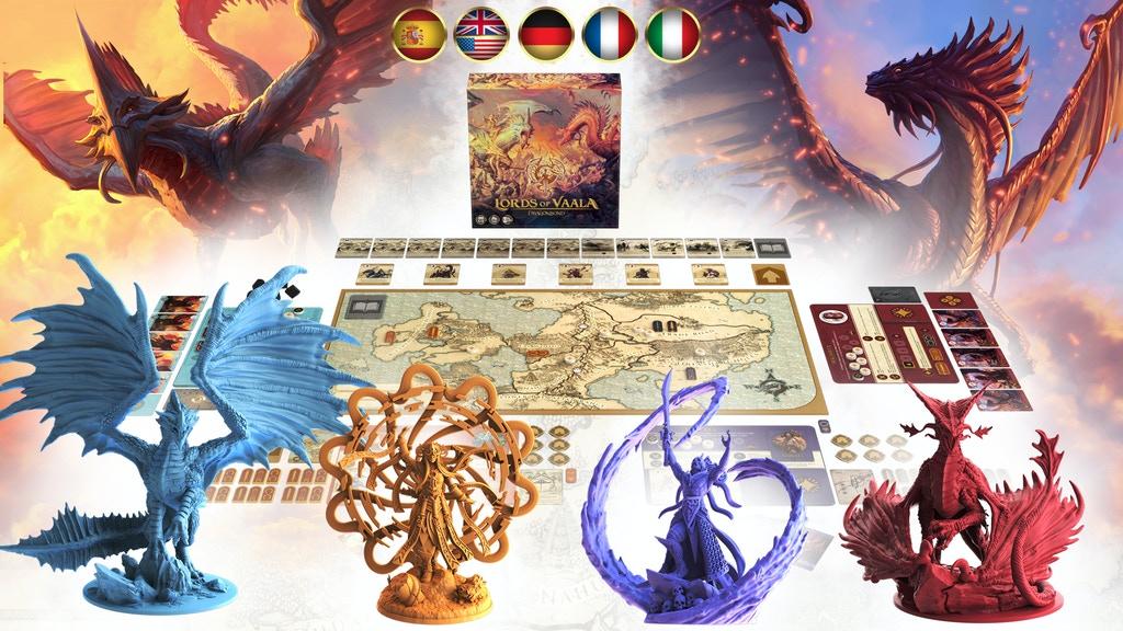 Dragonbond Lords Of Vaala - Draco Studios