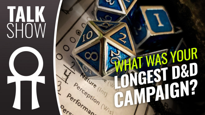 Cult Of Games XLBS: How Long Did Your Biggest D&D Campaign Last?