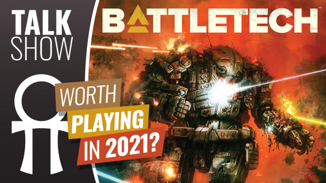 Cult Of Games XLBS: Is Battletech Still Worth Playing in 2021? Let's See What John Thinks!