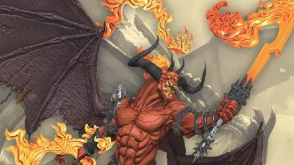 Magnificent Multi-Part Fantasy Miniatures On The Way From WizKids
