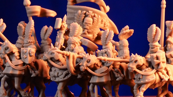 Printing In Detail Build A 10mm MiniRat Empire Of Man Army