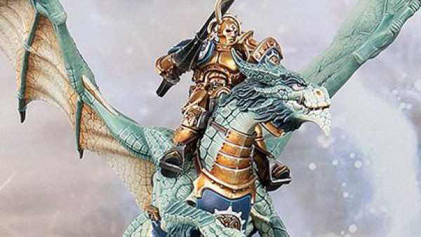Make An All Dragon Army With New Age Of Sigmar Miniatures