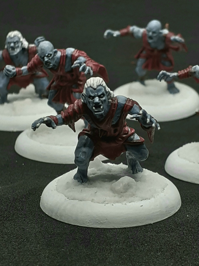 Finished the Ghouls