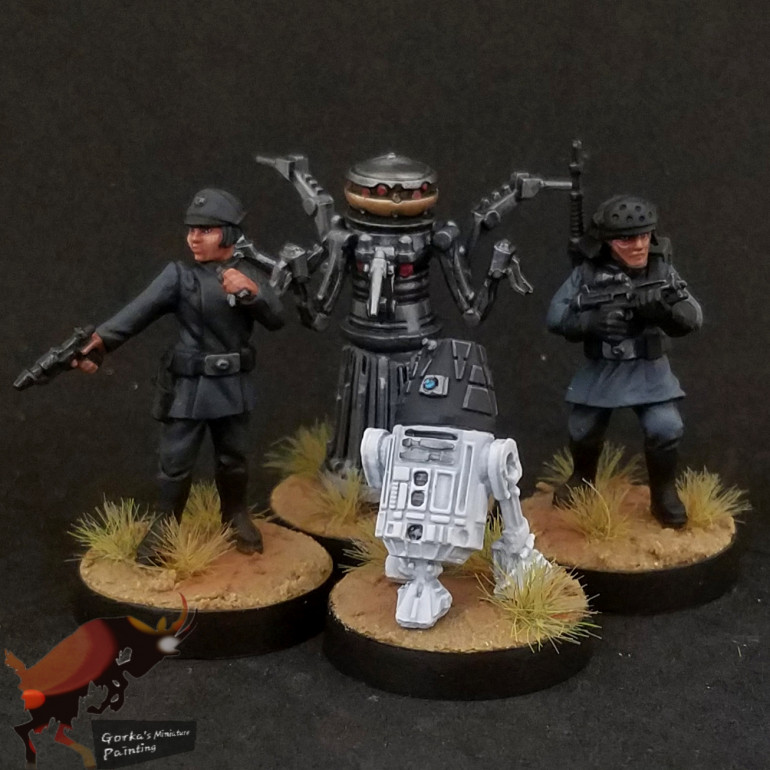 Imperial specialists #2