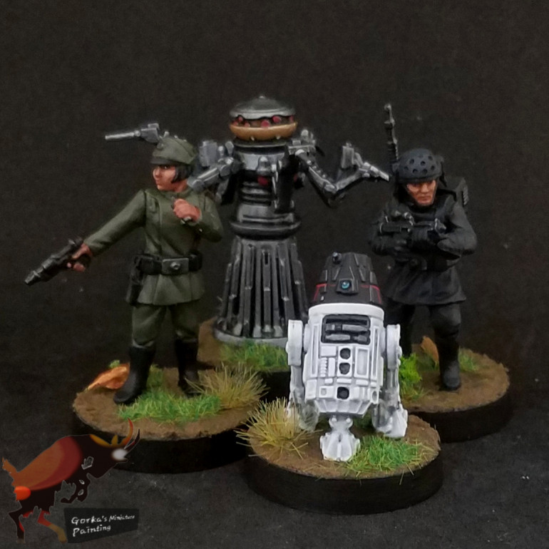 Imperial specialists