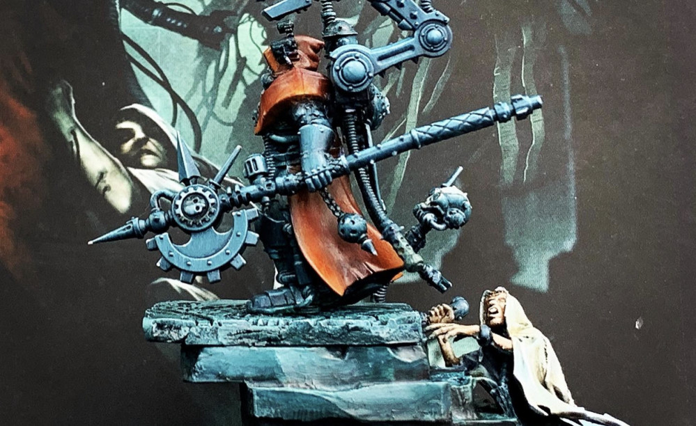 Do Servitors Dream of Electric Priests?