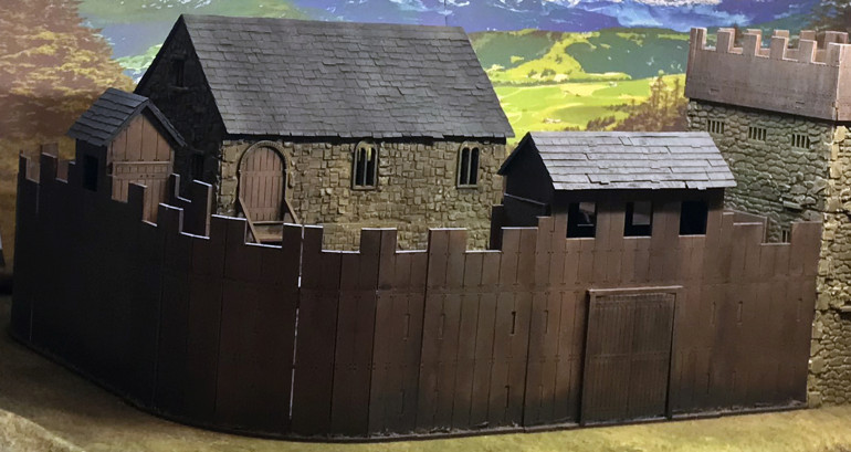 How to Build a Fortified Manor