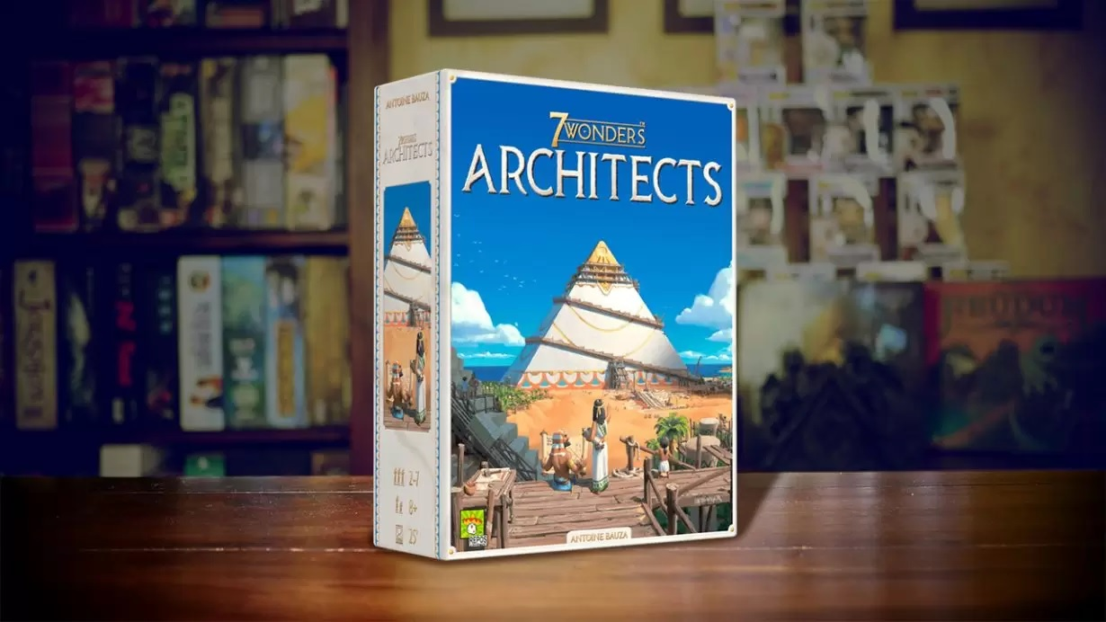 7 Wonders Architects - Repos Productions
