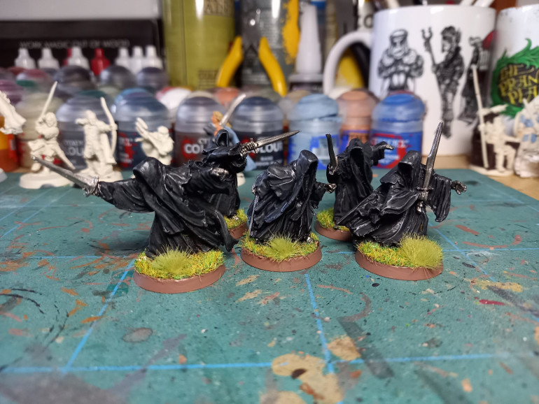 Ringwraiths / Nazgul - Weathertop Can Now Be A Reality!